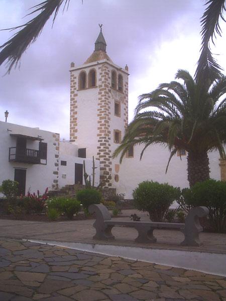 Kirche von Betancuria