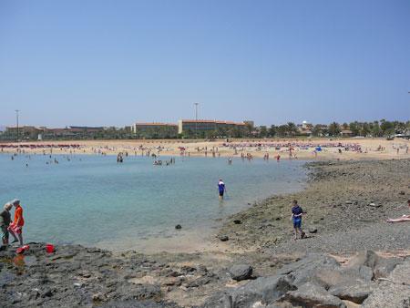 Playa Castillo