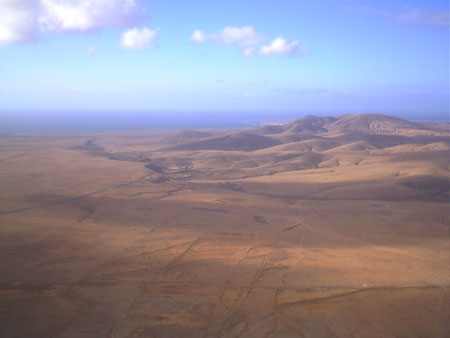 Aussicht  Monte Tindaya