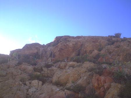 Monte tindaya