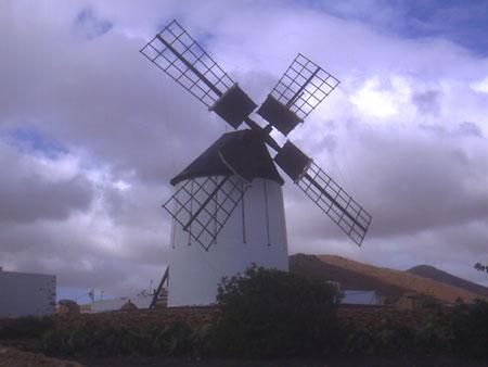 Windmühle von Tiscamanita