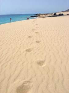 FUERTEVENTURA - Meer und Sand und Wüste...